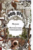 Обложка книги Жюля Верна Малыш; Путешествие стипендиатов