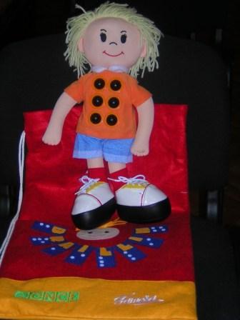 Фотография куклы Брайлины