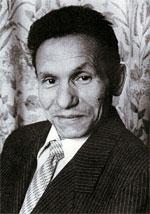 Портрет писателя Фаниса Яруллина
